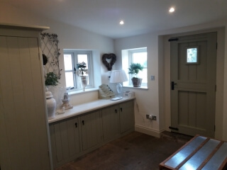 Decorating in Plumley December 2016 to February 2017