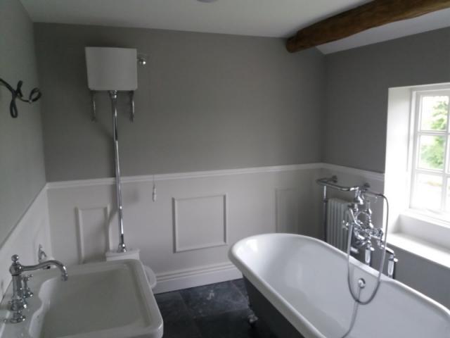 Bathroom Decorating High Legh - May 2017