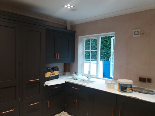 Decorating by Knutsford Decorators - August 2017
