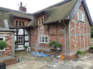 Decorating by Knutsford Decorators - July 2017