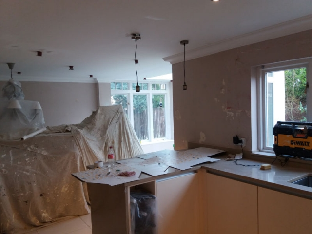 Decorating by Knutsford Decorators - November 2017
