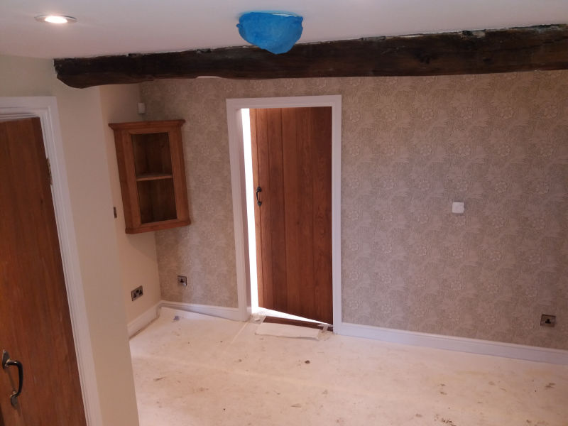 Decorating by Knutsford Decorators - September 2017