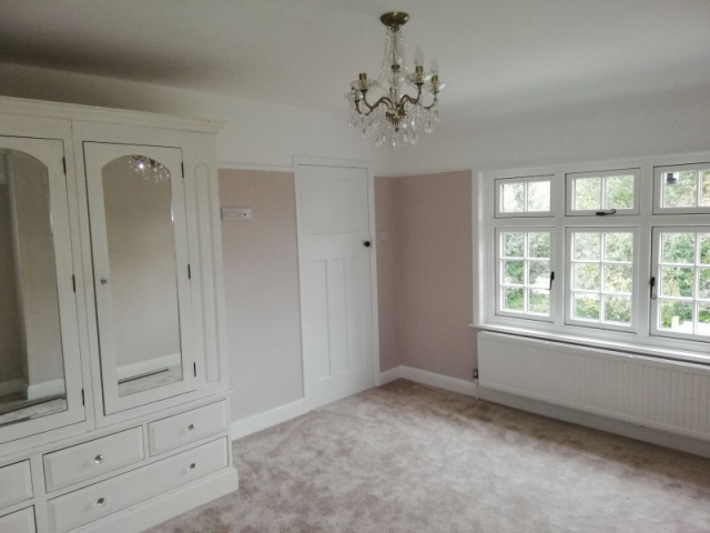 Decorating by Knutsford Decorators - October - November 2018