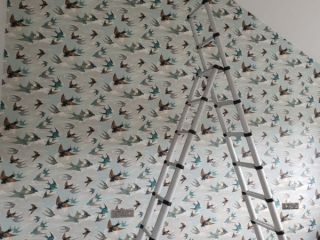 Decorating by Knutsford Decorators - July and August 2019