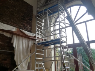 Decorating by Knutsford Decorators - October 2019