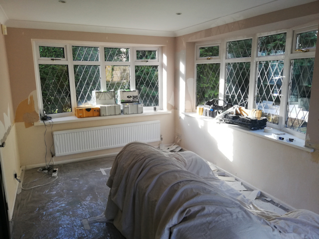 Decorating by Knutsford Decorators - December 2019